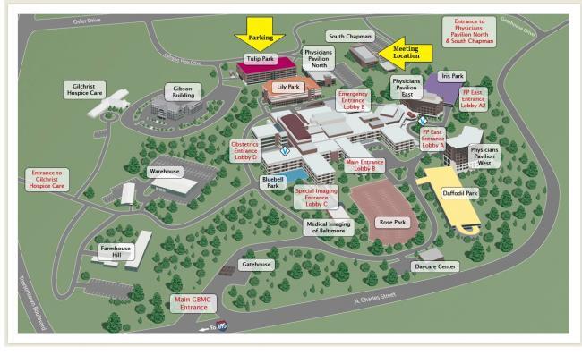 sheppard pratt campus map Nurse Residency Collaborative Ebp Workshop Monl Mnrc Ijhn